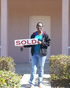 Happy Home Buyer!